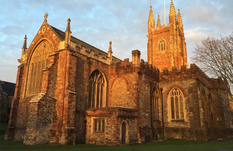 St Mary S Church Visit Totnes