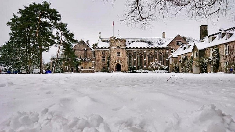 DH Courtyard snow image_web