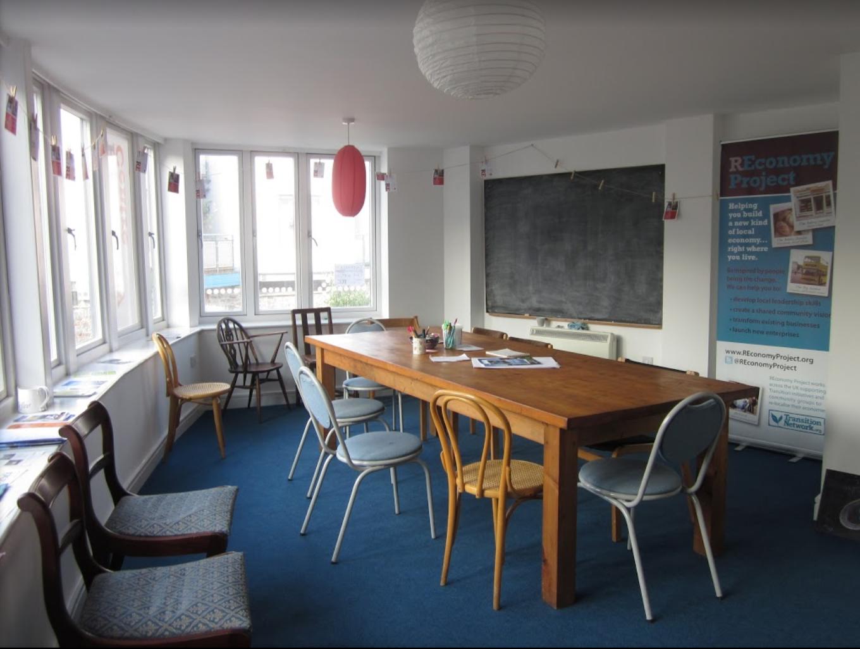 Re-economy meeting room