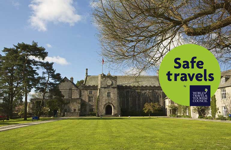 safe travels dartington