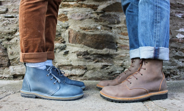 Ankle Boot and Derby Boot web