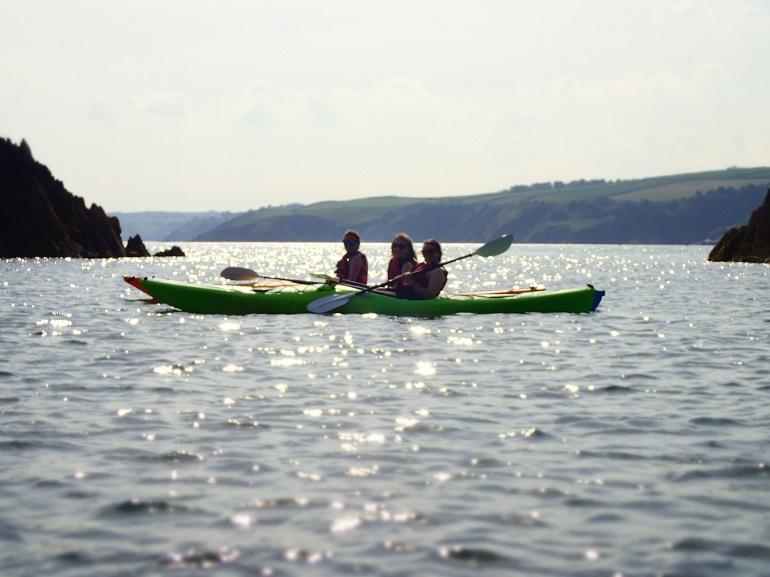 sea kayak web3