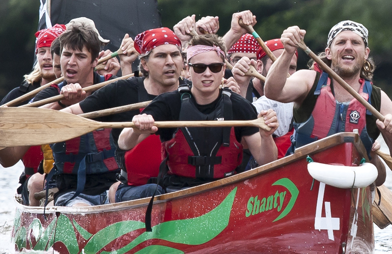 Longbow Canoe Festival