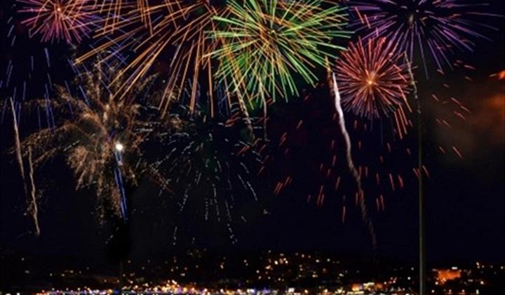 Galmpton Fireworks