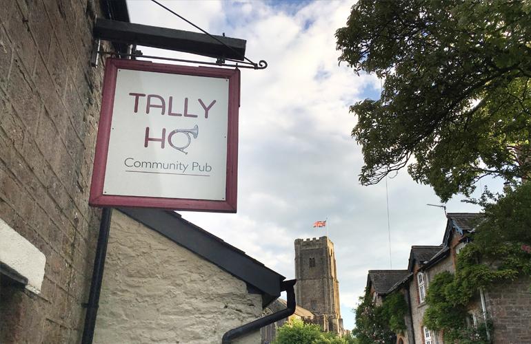 TallyHQ Community Pub Sing