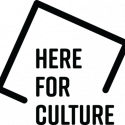 HereForCulture Black 400x372 4