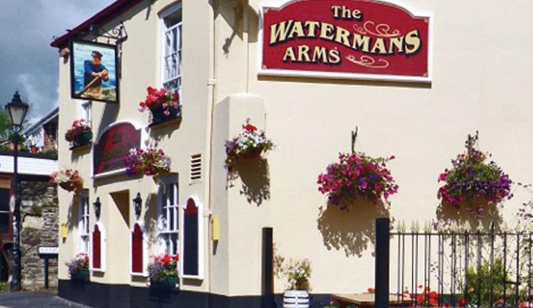 watermans arms