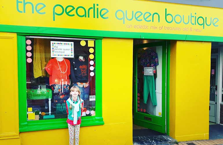 the pearlie queen boutique