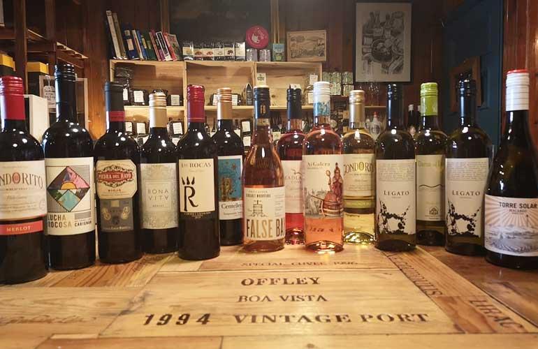 totnes wines