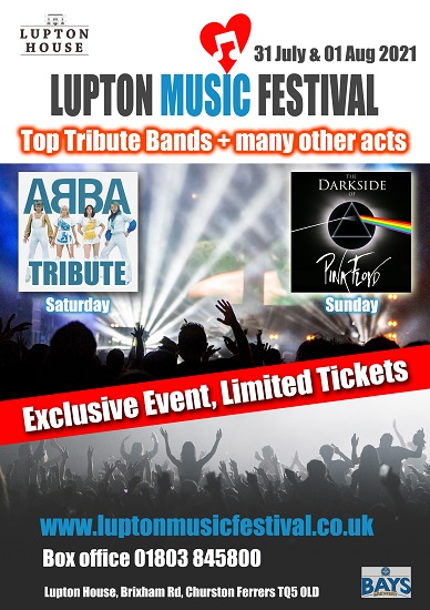 Music festival Lupton